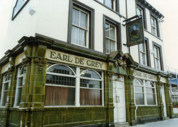 The Earl de Grey pub in Hull
