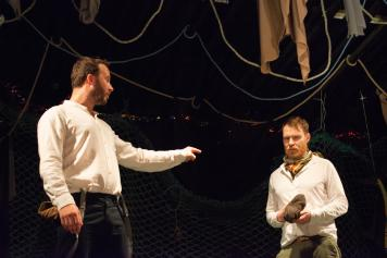 The London Sea Shanty Collective perform The Earl de Grey. By Lauren Daly